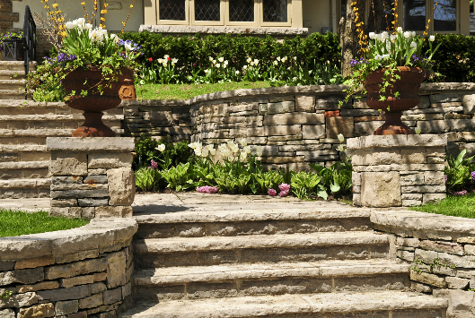Decorative Stone Walls stone walls